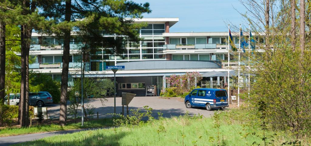 Nieuwe naam: ApartHotel Boschrijck - WestCord Hotels