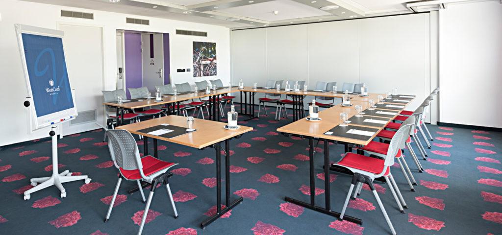 meeting-room-vergader-zaal-sand-art-hotel-amsterdam - Westcord Hotels
