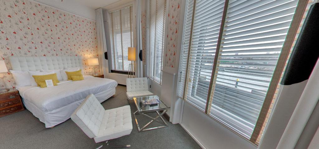360º foto Balkon Kamer - Westcord Hotels