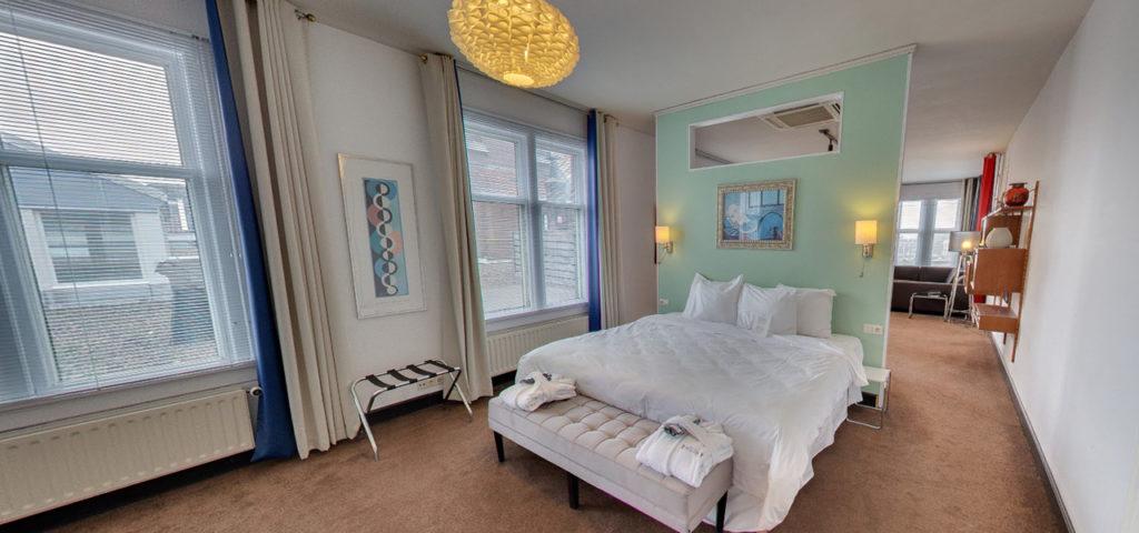 360º foto Dakterras Kamer - Westcord Hotels