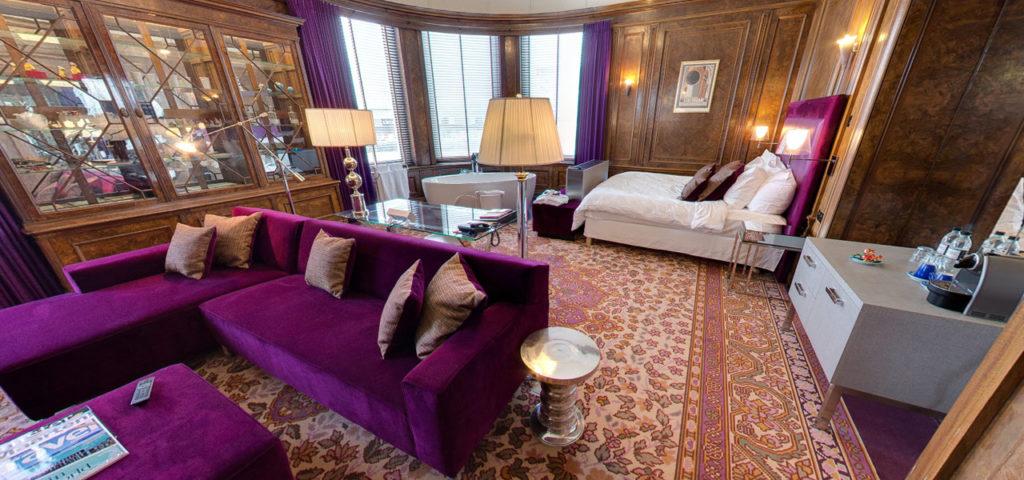 360º foto Directievertrek Suite - Westcord Hotels