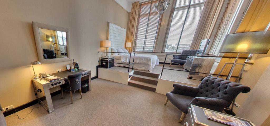 360º foto Hoek Kamer - Westcord Hotels