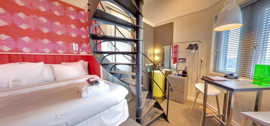 360º foto Torenkamer Rijnhavenzijde - Westcord Hotels