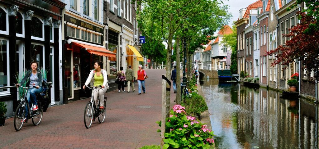Fietsen in het culturele Delft - WestCord Hotels