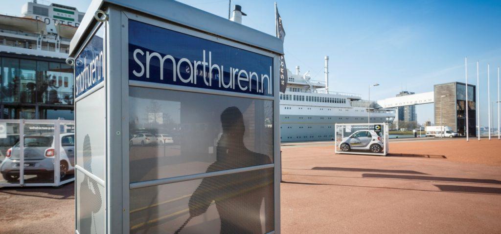 Smarthuren.nl opent verhuurlocatie bij ss Rotterdam - WestCord Hotels