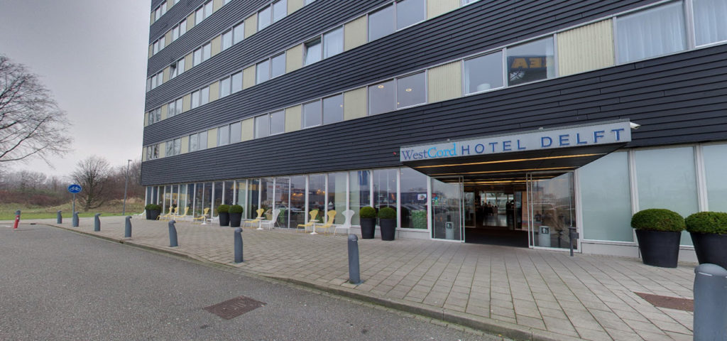 360º foto buitenzijde WestCord Hotel Delft - Westcord Hotels