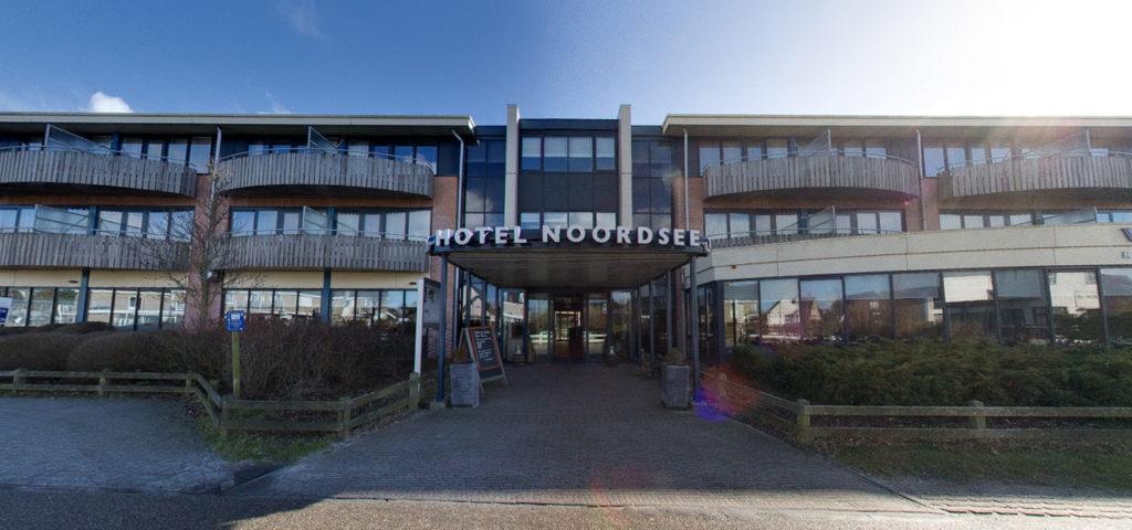 360º foto buitenzijde WestCord Hotel Noordsee - Westcord Hotels