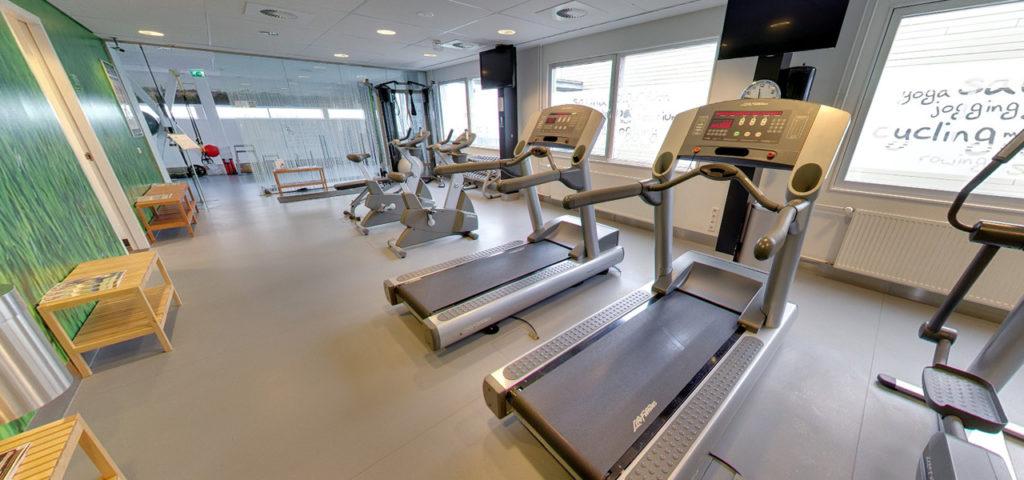 360º foto fitness & sauna WestCord Hotel Delft - Westcord Hotels