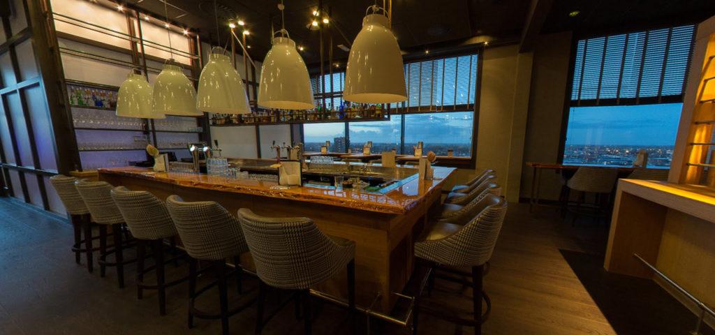 360º foto Skybar WestCord WTC Hotel Leeuwarden - Westcord Hotels