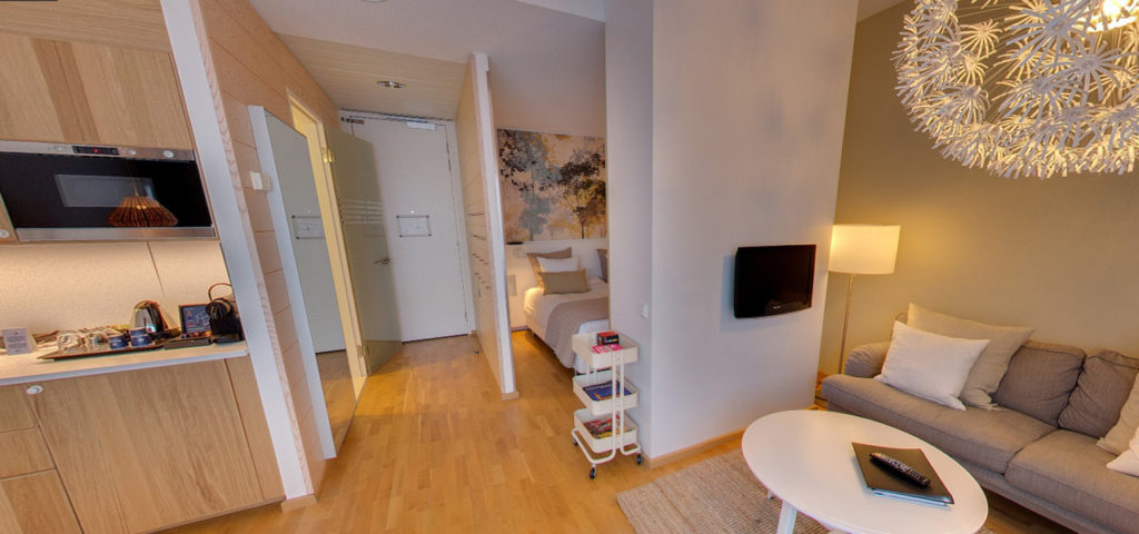 360º foto Studio 'Naturel' WestCord Hotel Delft - Westcord Hotels