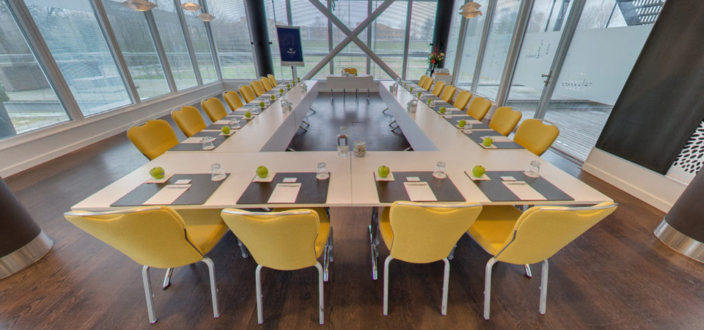 360º foto zaal 'Amsterdam' WestCord Hotel Delft - Westcord Hotels