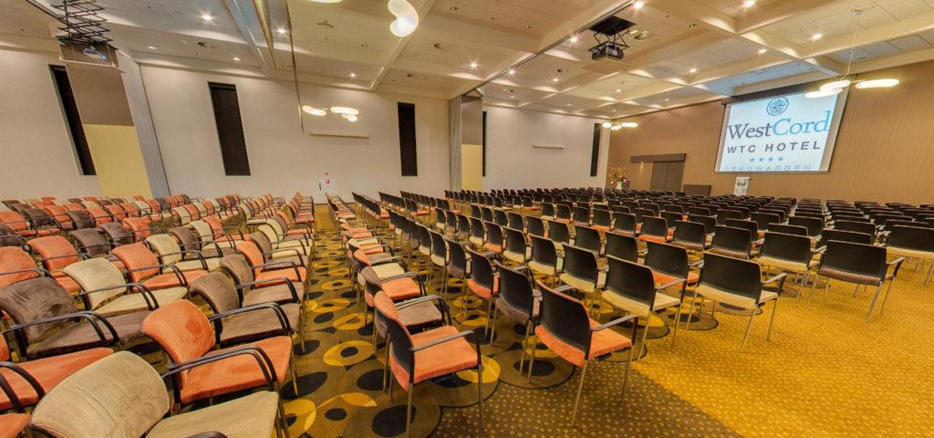 360º foto zaal 'New York' WestCord WTC Hotel Leeuwarden - Westcord Hotels