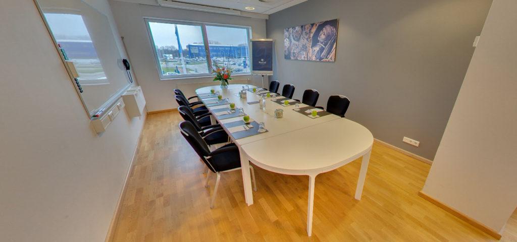 360º foto zaal 'Oslo' WestCord Hotel Delft - Westcord Hotels