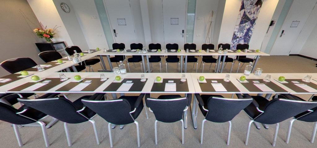 360º foto zaal 'Stockholm' WestCord Hotel Delft - Westcord Hotels
