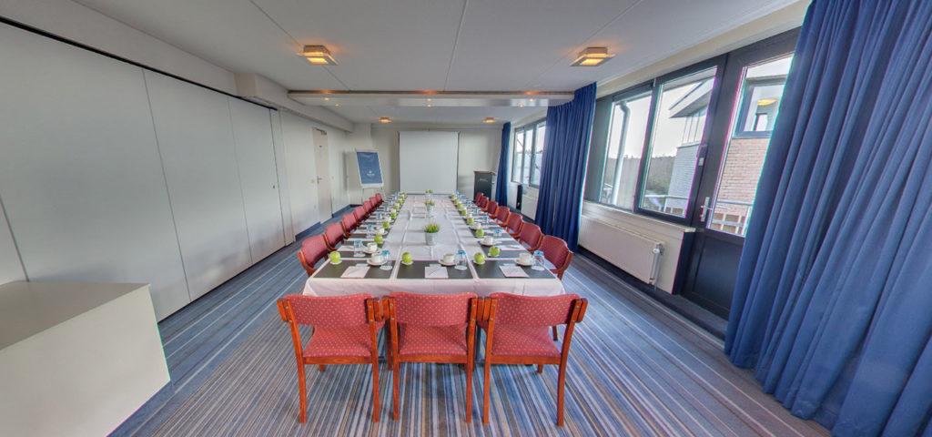 360º foto zaal 'Waddenzee' WestCord Hotel Noordsee - Westcord Hotels