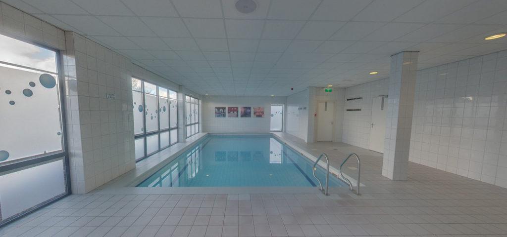 360º foto zwembad WestCord Hotel Noordsee - Westcord Hotels