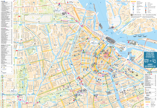 City-map-Amsterdam-WestCord-Hotels