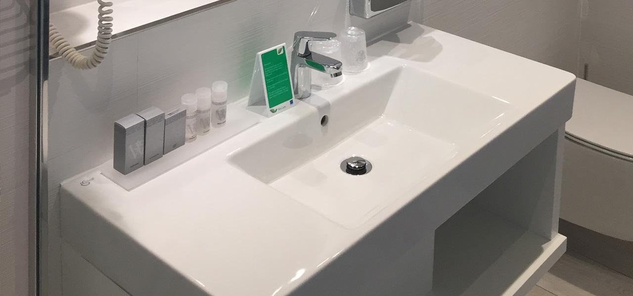 Nieuwe badkamers - WestCord Hotels