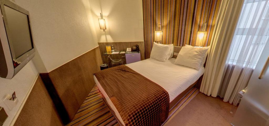 360º foto Double Kamer WestCord City Centre Hotel Amsterdam - Westcord Hotels
