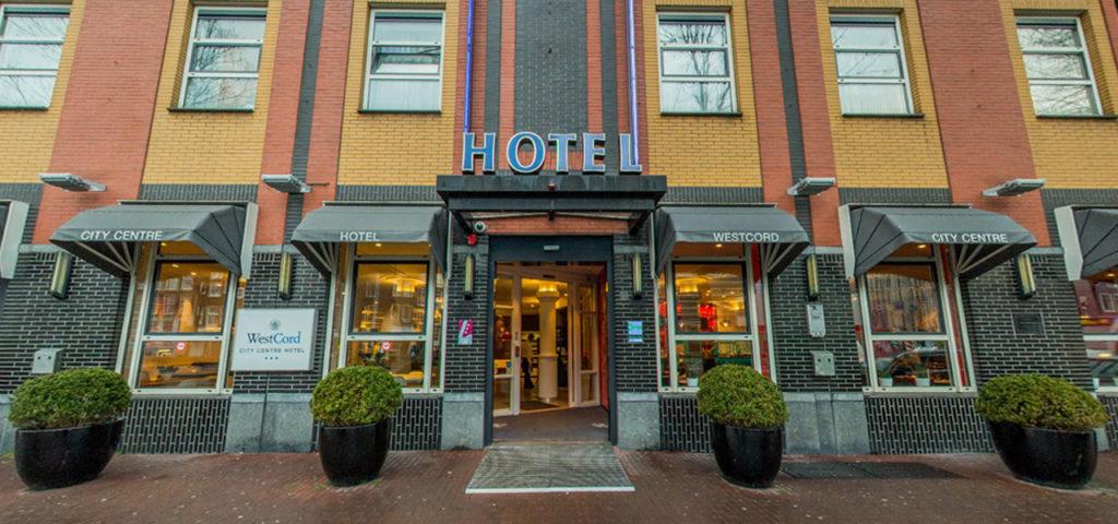 360º foto buitenzijde WestCord City Centre Hotel Amsterdam - Westcord Hotels