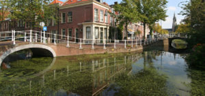 De grachten van Delft - Westcord Hotels