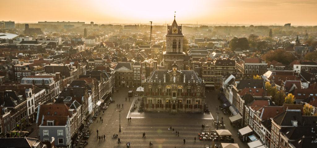 Stadhuis aan de Markt in Delft - Westcord Hotels