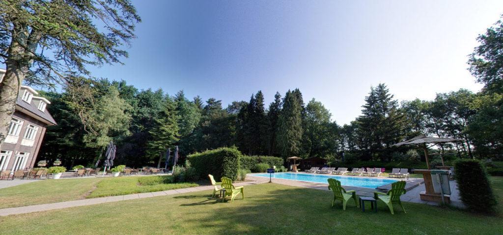 360º foto buitenzwembad - Westcord Hotels
