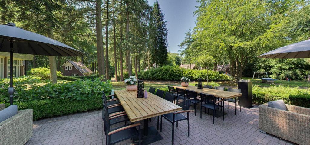 360º foto grand café terras - Westcord Hotels