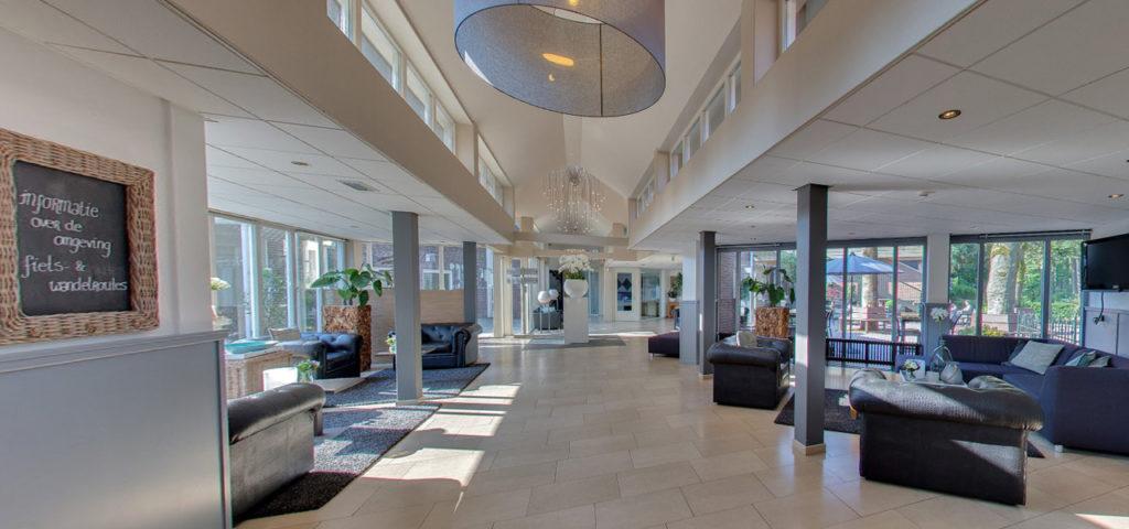360º foto lobby & receptie - Westcord Hotels