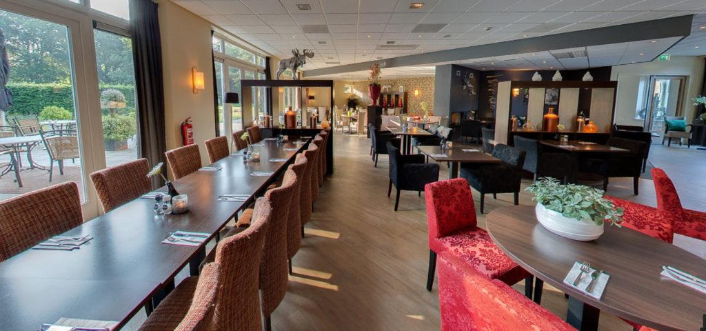 360º foto Restaurant Hubertus/ontbijtrestaurant - Westcord Hotels