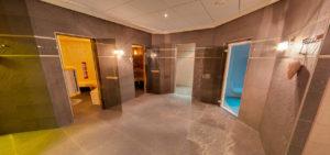 360º foto sauna & wellness - Westcord Hotels