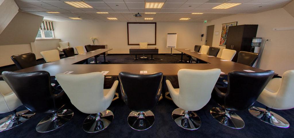 360º foto boardroom - Westcord Hotels