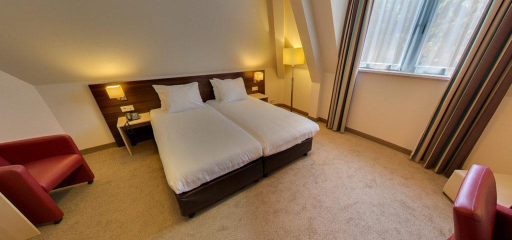 360º foto Comfort Kamer - Westcord Hotels