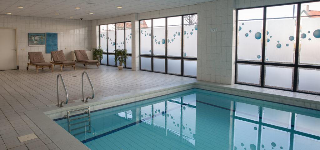 Zwembad WestCord Hotel Noordsee - Westcord Hotels