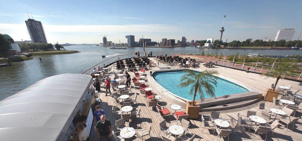 Zomer Arrangement op het ss Rotterdam - WestCord Hotels
