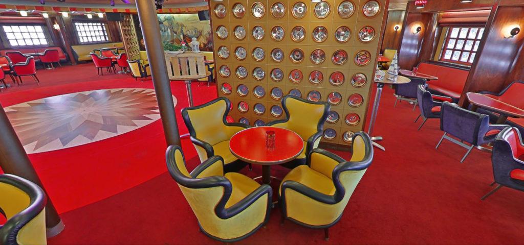 360º foto Ambassador's Lounge ss Rotterdam - Westcord Hotels