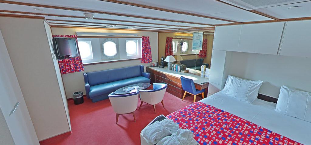 360º foto Executive Room ss Rotterdam - Westcord Hotels