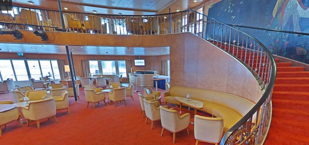 360º foto Grand Ballroom ss Rotterdam - Westcord Hotels