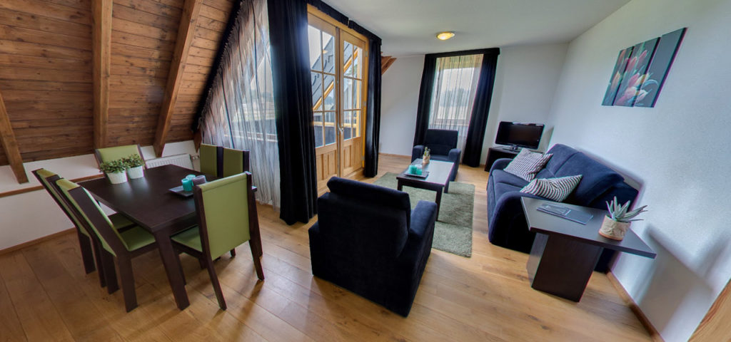 360º foto Appartement - Westcord Hotels