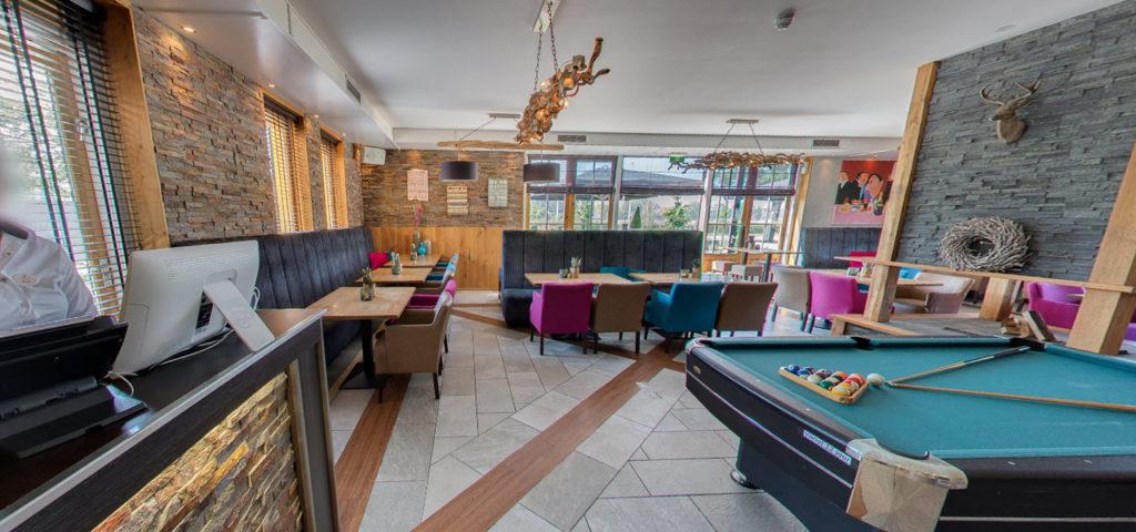 360º foto receptie - Westcord Hotels