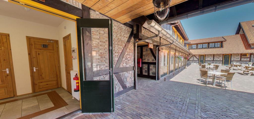 360º foto entree WestCord Hotel Salland - Westcord Hotels