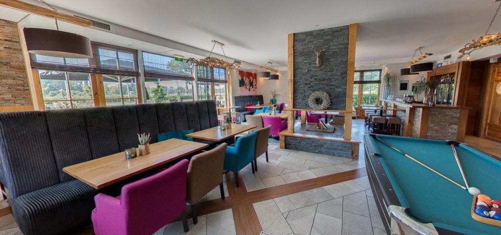 360º foto restaurant - Westcord Hotels