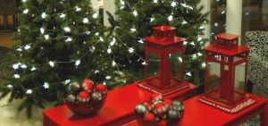 kerstboom hotel delft - Westcord Hotels