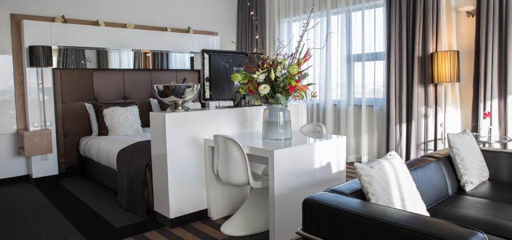 Bruidssuite WestCord WTC Hotel Leeuwarden - Westcord Hotels