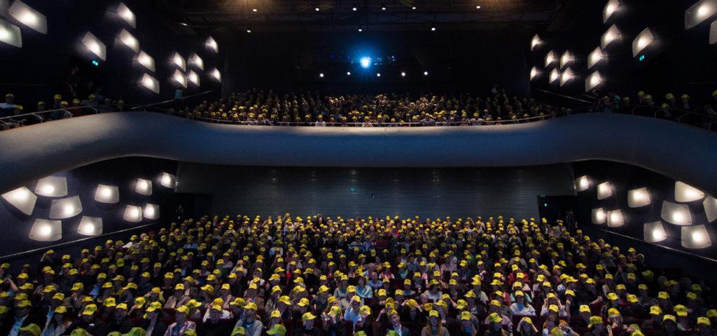 Impressie van Noordelijk Film Festival 2015 - Westcord Hotels