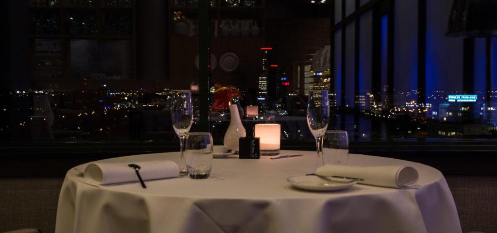 Restaurant élevé in WestCord WTC Hotel Leeuwarden - Westcord Hotels