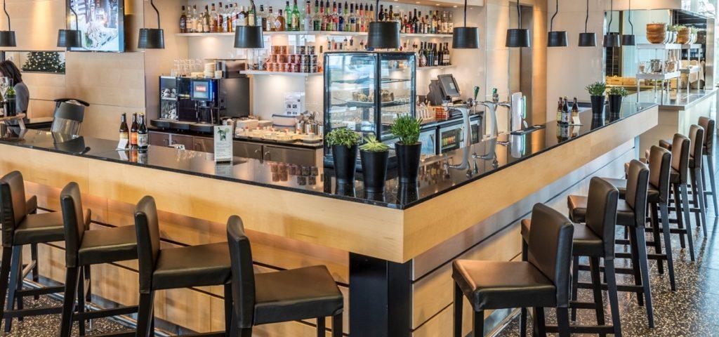 Bar Gullmander Hotel Delft - Westcord Hotels