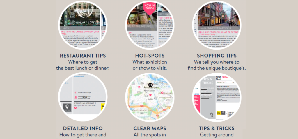 Personal City Plan - WestCord Hotels
