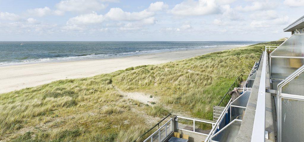 SHS – Superieur Kamer Landzijde/Zeezijde - WestCord Hotels