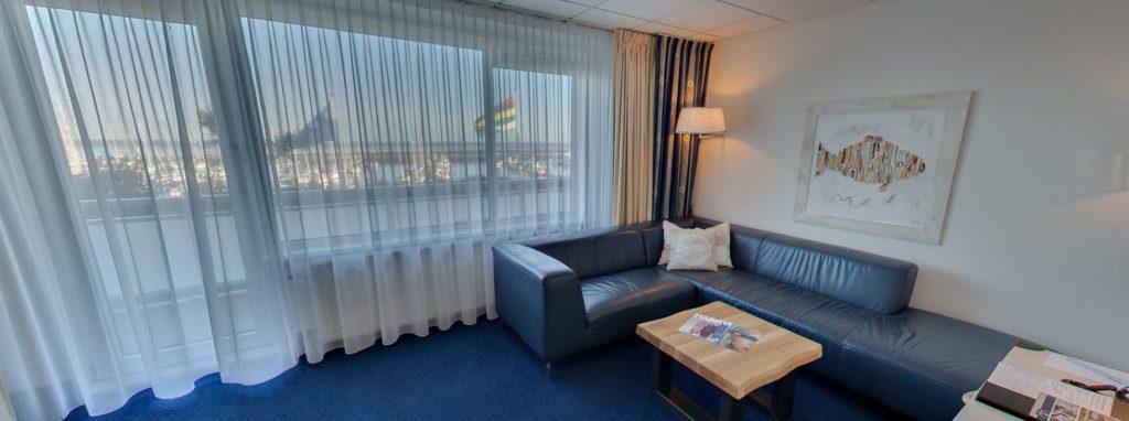 360º foto Appartement haven Hotel Schylge - Westcord Hotels